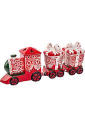 """Подсвечник """"Поезд"""" Mister Christmas"""