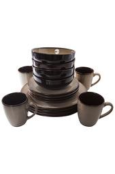 Набор посуды из керамики 16пр. SANGO