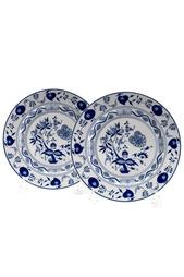 Набор тарелок 22 см, 2 шт. La Rose des Sables