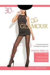Колготки 30 den ЧЕРН Glamour