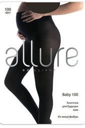 Колготки 100den для беременных Allure