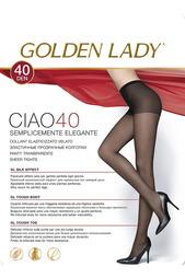 Колготки 40den ТЕМНО-БЕЖ GOLDEN LADY