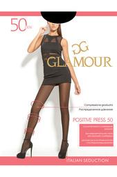 Колготки 50 den ЧЕРН Glamour