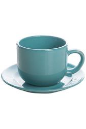 Чашка чайная с блюдцем SANGO