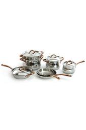 Набор посуды 11 предметов BERGHOFF