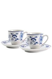 Набор кофейных пар 100 мл La Rose des Sables