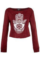 Пуловер, лонгслив Iska