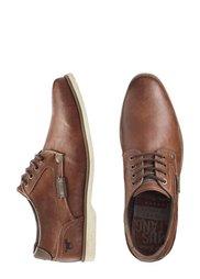 Туфли на шнурках (коричневый) Bonprix