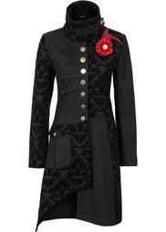 Пальто (красный) Bonprix