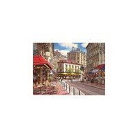 Пазл «Кафе в старом городе» 500 деталей, Ravensburger