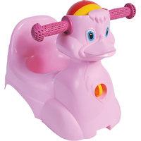 """Горшок-игрушка """"Уточка"""", Little Angel, розовый"""