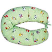 Подушка д/беременных и кормящих женщин, ФЭСТ, зеленый