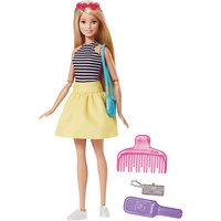 Кукла в платье-трансформере, Barbie Mattel