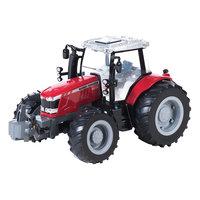 Трактор с подсветкой и звуком MASSEY FERGUSON 6613, Tomy