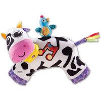 """Мягкая игрушка """"Музыкальная Коровка"""", звук-мелодия, Tomy Lamaze"""