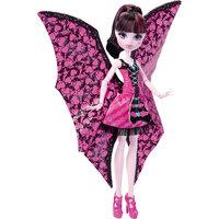 Дракулаура в трансформирующемся наряде, Monster High Mattel