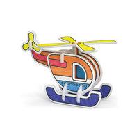 """3D Раскраска """"Вертолет"""", Artberry Erich Krause"""