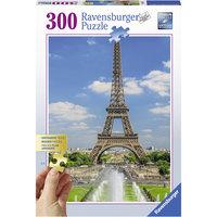 """Пазл """"Вид на Эйфелеву башню"""", 300 деталей, Ravensburger"""