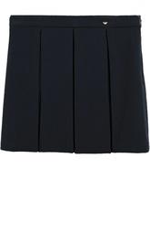 Прямая юбка со складками Giorgio Armani