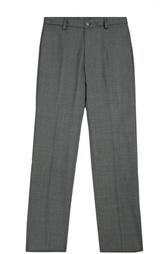 Классические шерстяные брюки Dal Lago