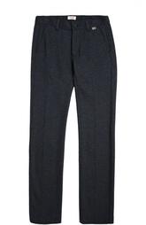 Классические брюки из эластичного хлопка Il Gufo