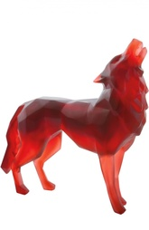 Скульптура Wild Wolf Daum