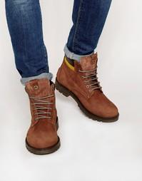Ботинки Wrangler Hunter - Коричневый