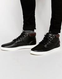 Ботинки с меховой подкладкой Rock & Religion - Черный