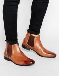 Ботинки челси KG by Kurt Geiger - Рыжий