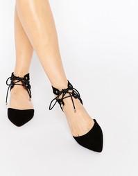 Туфли на плоской подошве Carvela Marley Ghillie