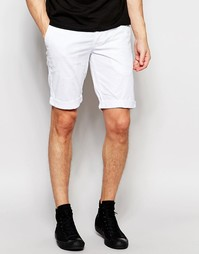 Белые шорты чиносы Minimum - Белый