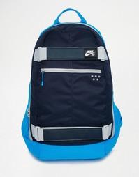 Синий рюкзак Nike SB Embarca Medium BA4686-406 - Синий