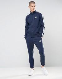 Синий спортивный костюм Nike 804312-451 - Синий