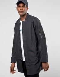 Черная куртка Nike FC 802419-010 - Черный