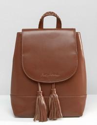 Кожаный рюкзак Ruby Rocks - Рыжий