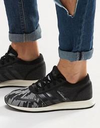 Кроссовки Adidas Los Angeles - Черный