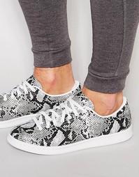 Кроссовки Adidas AOH001 - Белый