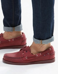 Туфли Sebago Docksidesboat - Фиолетовый