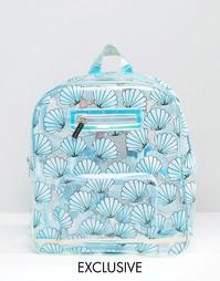 Эксклюзивный рюкзак Skinnydip Mermaid - Синий