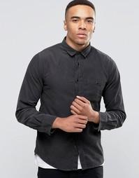 Рубашка в полоску Brave Soul - Серый