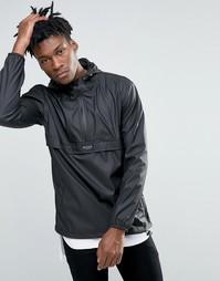 Легкая куртка через голову Nicce London - Черный