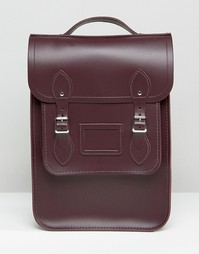 Рюкзак The Cambridge Satchel Company Portrait - Сливовый