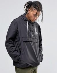 Легкая куртка через голову Hype - Черный