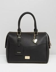 Классическая сумка-боулер Marc B - Черный