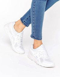 Сетчатые кроссовки Asics Gel Kayano Evo - Белый 0101
