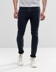 Супероблегающие синие джинсы Levis Line 8 519 - Чернильно-синий
