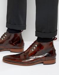 Ботинки чукка Jeffery West Scarface - Коричневый