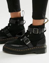 Ботинки-криперы Dr Martens Masha - Черный