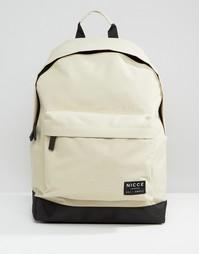 Рюкзак песочного цвета Nicce - Бежевый
