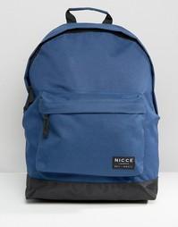 Темно-синий рюкзак Nicce - Темно-синий